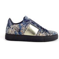 Stokton Dames sneakers blauw