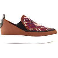 Alexander Smith London Dames sneakers bruin