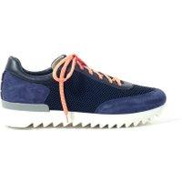 Alberto Gozzi Heren sneakers blauw