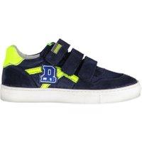 Develab Sneaker fabian navy blauw