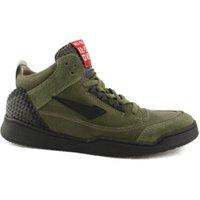 Red Rag Sneakers groen