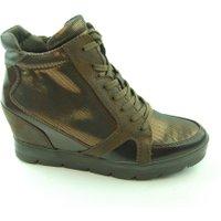 Tamaris Sneakers bruin