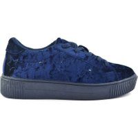 Miss Behave Sneakers blauw