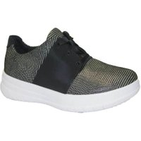FitFlop Sporty-pop zwart