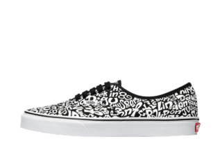 Vans Authentic x A Tribe Called Quest (Zwart)