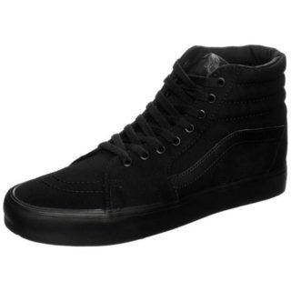 vans-sneakers-sk8-hi-lite-canvas-zwart