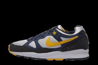 Nike Air Span II (Blauw)