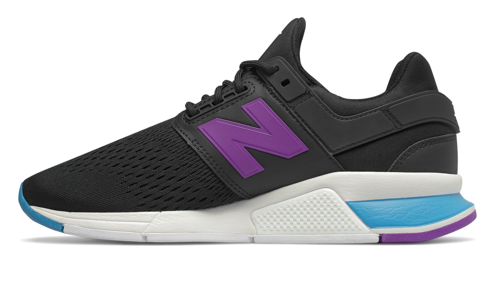 "New Balance WS 247 FF ""Tritium Pack"" Black (656911-50-8)"