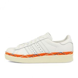 adidas Superstar 80s New Bold W White White White