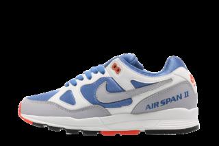 Nike Wmns Air Span II (Blauw)