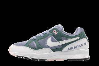Nike Wmns Air Span II (Groen)