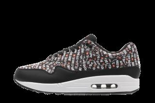 Nike Air Max 1 Premium (Zwart)