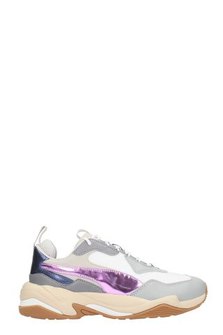 Puma Puma Thunder Electric Grey-pink Sneakers (wit)