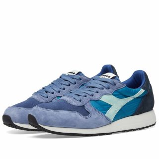 Diadora Tornado MII Blue Avalanche - Made in Italy (Blue)