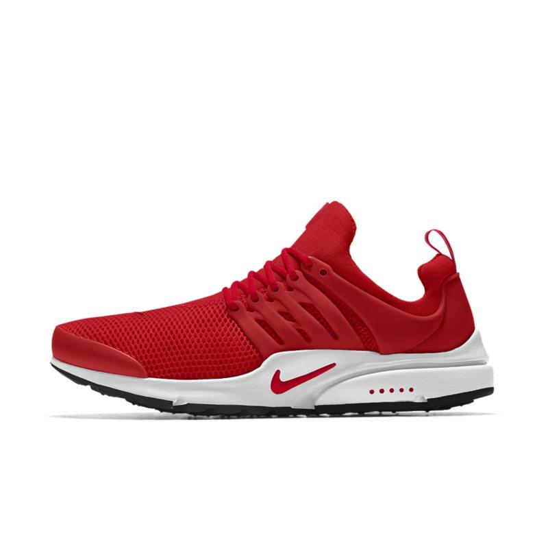 Nike Air Presto iD Herenschoen - Rood Rood