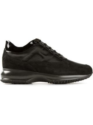 Hogan 'Interactive' sneakers - Black