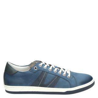 Van Lier 7308 lage sneakers blauw