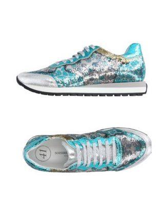 Soisire soiebleu 11193748SQ Sneakers (zilver)