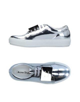 Acne studios 11337090MO Sneakers (zilver)