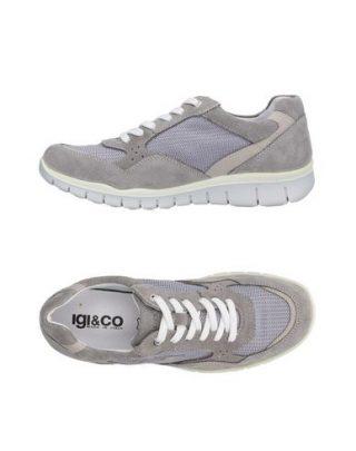 Igi&co 11463808VW Sneakers (grijs)