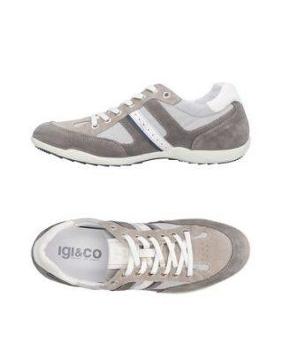 Igi&co 11463856GR Sneakers (grijs)