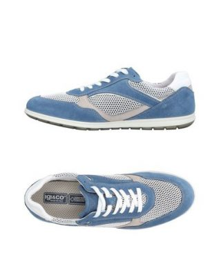 Igi&co 11463900IP Sneakers (l blauw)