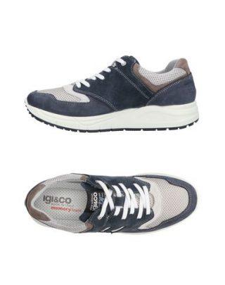 Igi&co 11463979SS Sneakers (blauw)