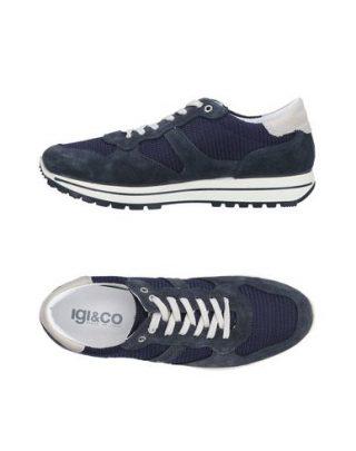 Igi&co 11463982XC Sneakers (blauw)