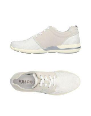 Igi&co 11464036WE Sneakers (grijs)