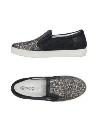 Igi&co 11464115CX Sneakers (zwart)
