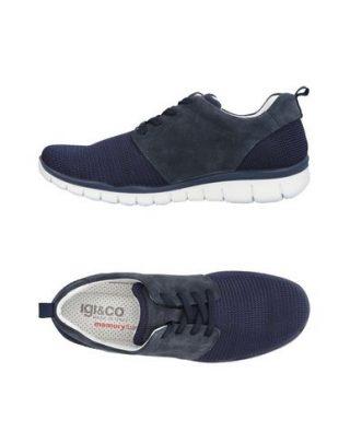 Igi&co 11464153EK Sneakers (blauw)