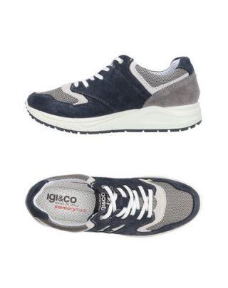 Igi&co 11464162OO Sneakers (blauw)
