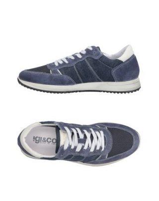 Igi&co 11464171VT Sneakers (blauw)
