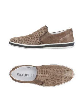 Igi&co 11464501CF Sneakers (grijs)
