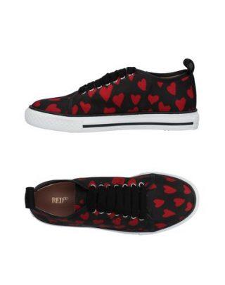 Red(v) 11482000VI Sneakers (zwart)
