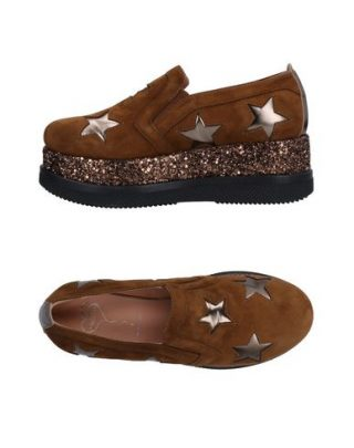 Hécos 11522030RU Sneakers (bruin)