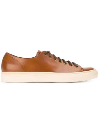 Buttero classic sneakers (bruin)
