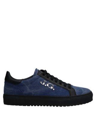 John galliano 11531859AQ Sneakers (blauw)