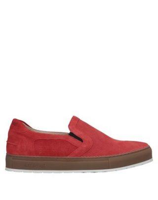 A.testoni 11542522GM Sneakers (rood)