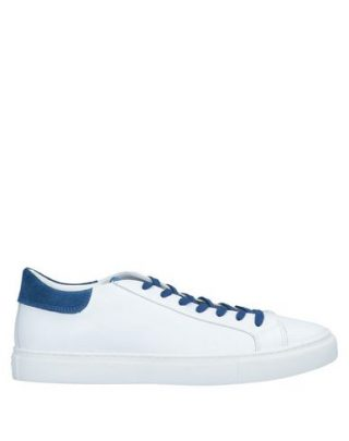 A.testoni 11542560MQ Sneakers (wit)