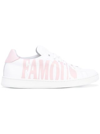 Joshua Sanders 'Insta Famous' lace-up sneakers (wit)