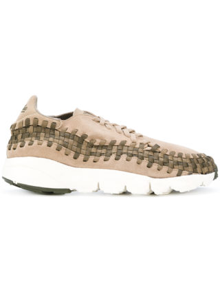 Nike Air Footscape NM Woven sneakers - Nude & Neutrals