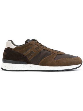 Hogan R261 sneakers - Brown