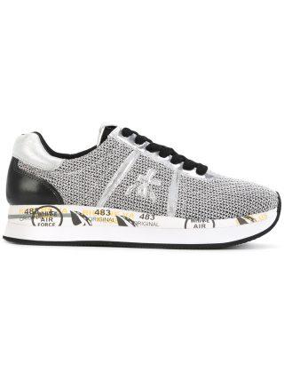 Premiata Conny sneakers - Metallic