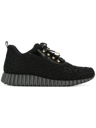 Salvatore Ferragamo sneaker shoes (zwart)