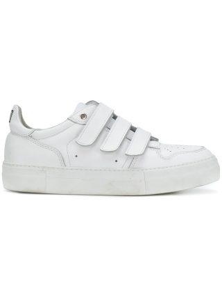 Ami Alexandre Mattiussi 3 Strap Sneakers (wit)