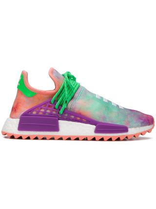 Adidas By Pharrell Williams tie-dye Holi Hu NMD sneakers - Multicolour