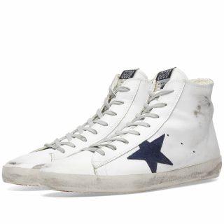 Golden Goose Deluxe Brand Francy Sneaker (White)