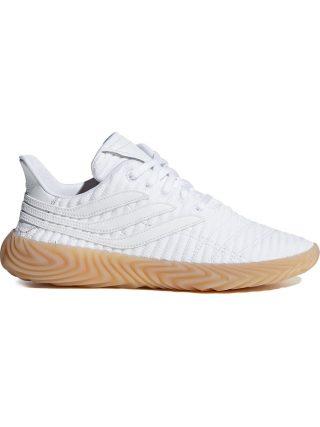 Adidas White Sobakov Sneakers