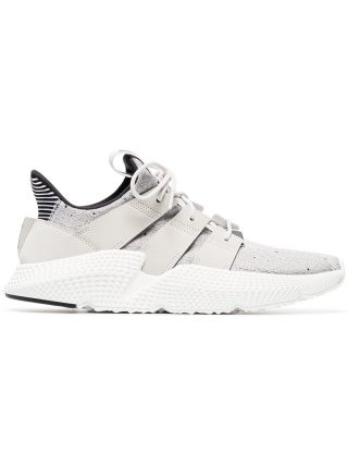 Adidas Prophere grey lowtop cotton sneaker